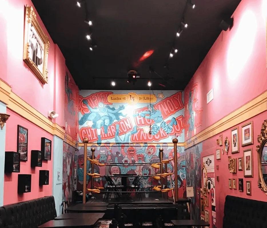 Lucha Libre Taco Shop