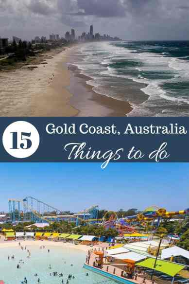 15 Things to do Gold Coast, Australia