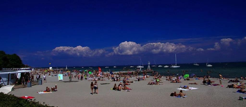 Bellevue Beach Copenhagen