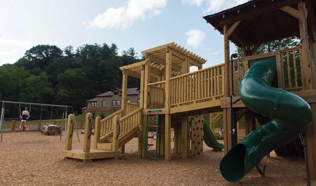 Pisgah Playground