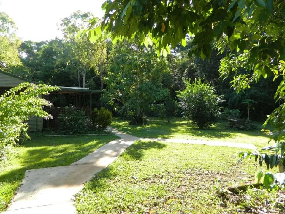 The Greenhoose in Cape York, North Queensland