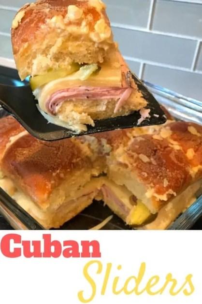 Cuban Sliders