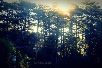 Childhood Baguio City Memories