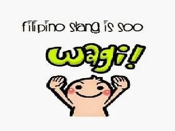 OMG! Filipino Flair Reaches WeChat's Sticker Gallery