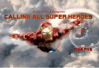 Iron Man Experience Debuts at Hong Kong Disneyland on January 11