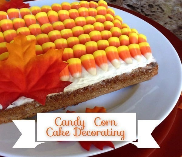 Candy Cake Decorating