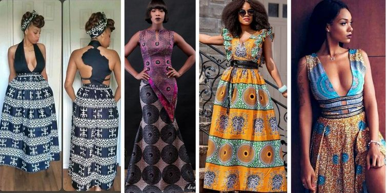 Stylish Ankara Styles For Single Ladies Momo Africa