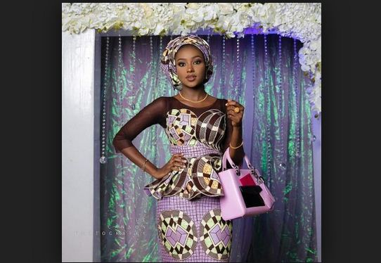 Mind Blowing Traditional Wedding Dresses Around The World: The Most Fashionable Ankara Styles Skirt & Blouse You