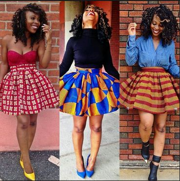 Look Chic With These Kitenge Fashionable Attires Momo Africa