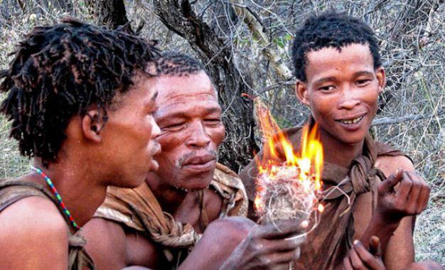 Possible San people of botswana apologise, but