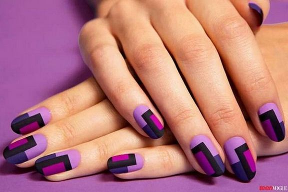 How To Create A Nail Art Design With Home Supplies | Tutorial Video