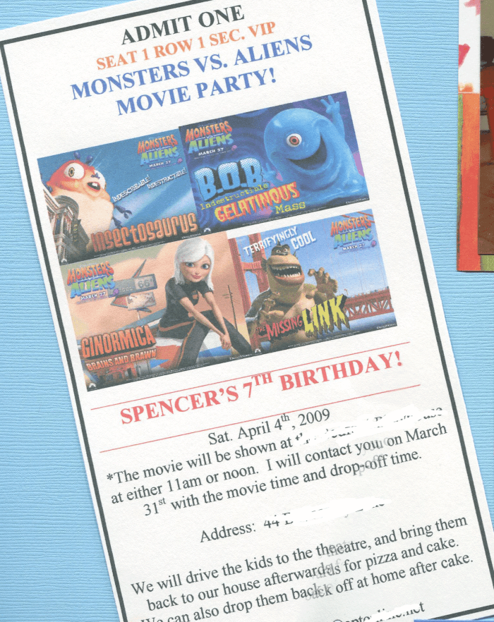 old birthday invitation wording