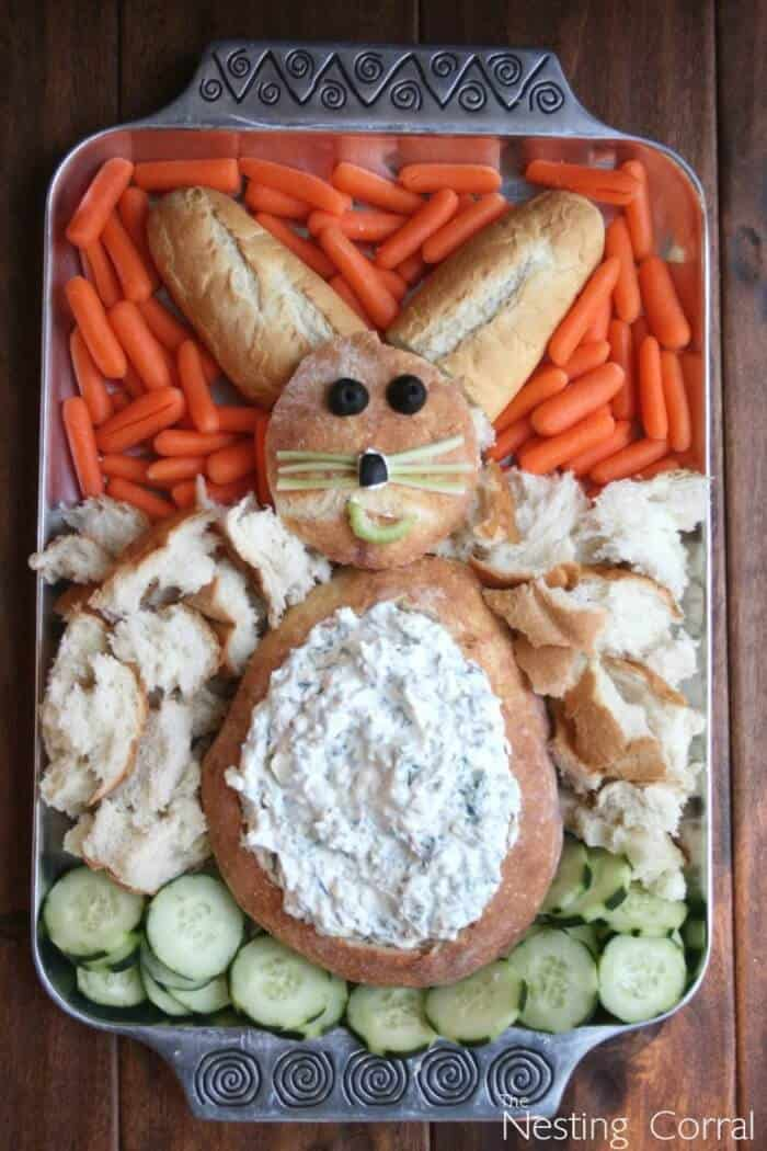 Easter Buns Make Kids