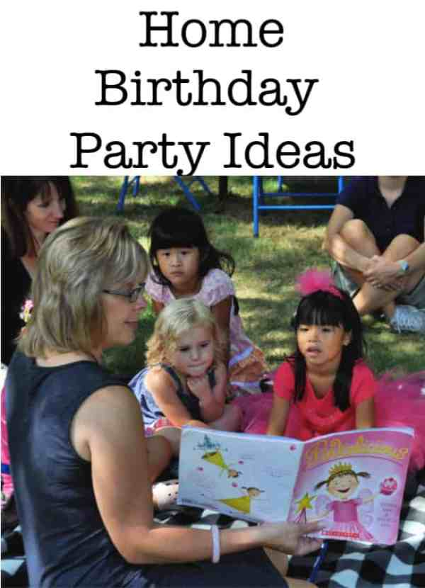 At Home Birthday Parties Archives - MomOf6
