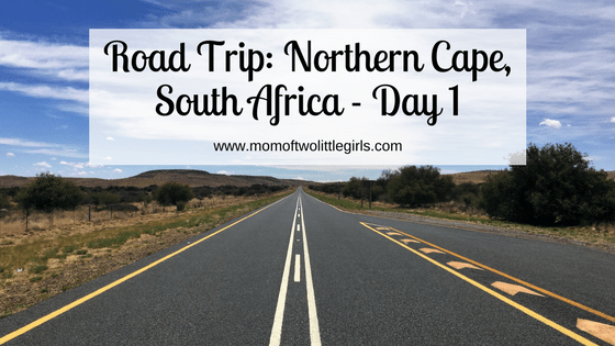 Road Trip Northern Cape Day 1