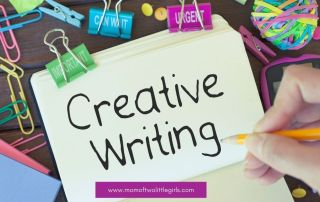 how to help your child with creative writing