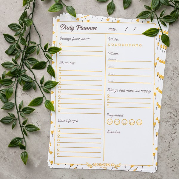 FREEBIES   Daily Planner
