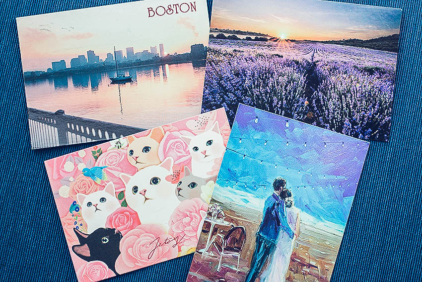 Wat is postcrossing?
