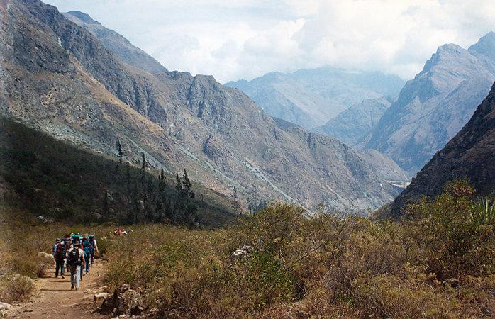 Viagem para Machu Picchu - Trilha Inca