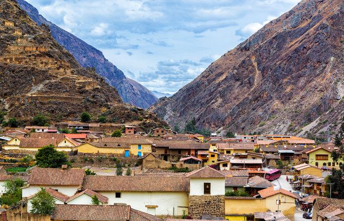 Viagem para Machu Picchu - Vale Sagrado dos Incas, Ollantaytambo