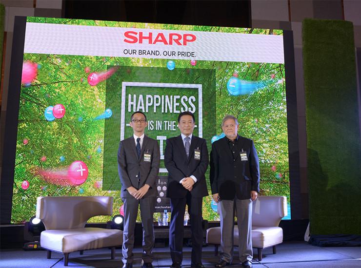 Photo 1 Sharp Executives