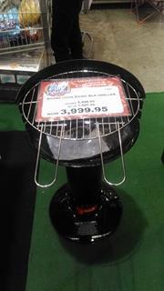 Barbecook Basic Black Griller