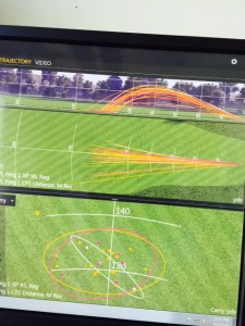 "club fitting for junior golfers, State of the art club fitting, ""but no matter what technology you use, you still have to convey the information in a way the student can understand and use."" Chris Asbell"