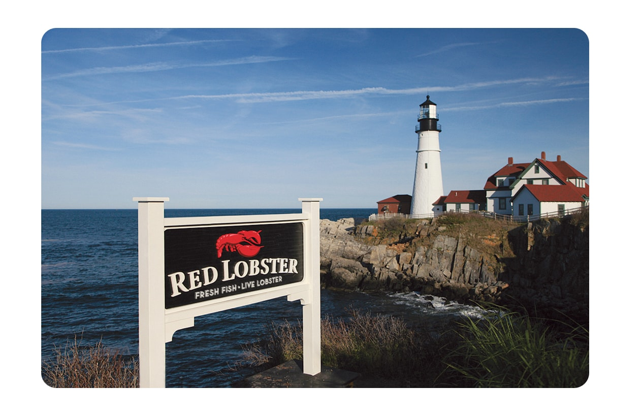 Image result for red lobster gift card