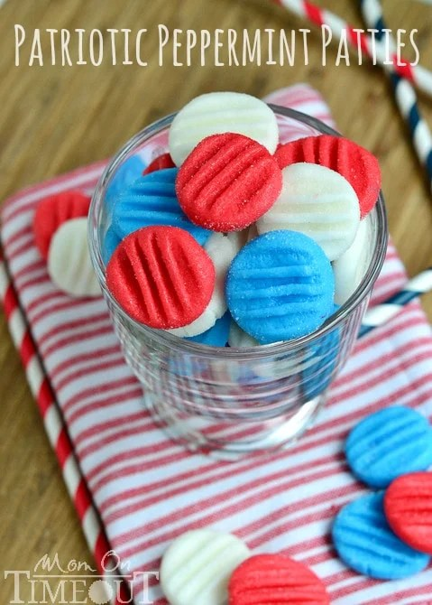 4th of July Food. Inspiration and recipes for food for your Independence Day Party. Memorial Day Celebration or any patriotic event.