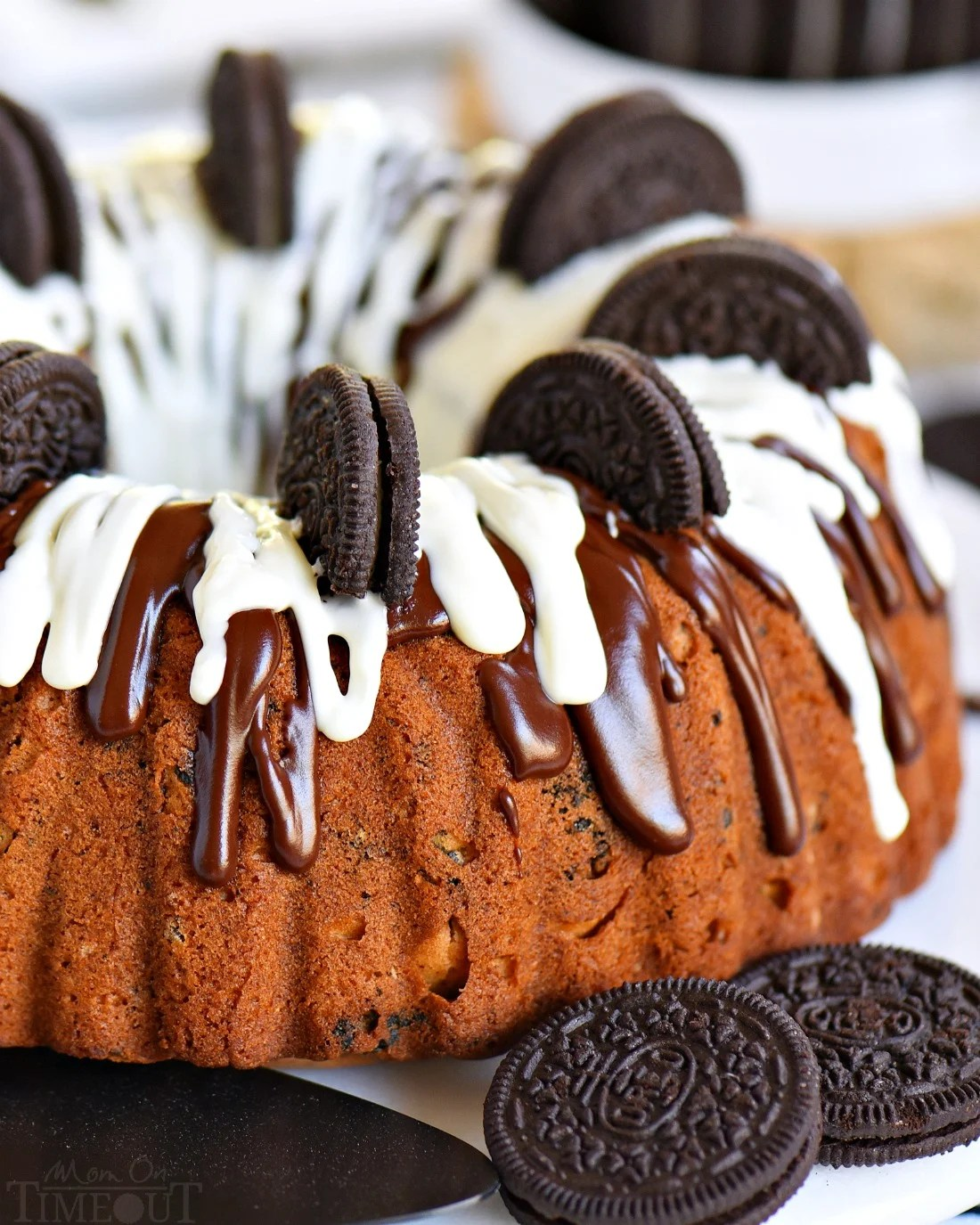 Cookies And Cream Oreo Cake Mom On Timeout