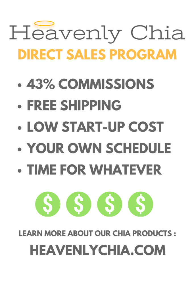 New Direct Sales Company: Heavenly Chia