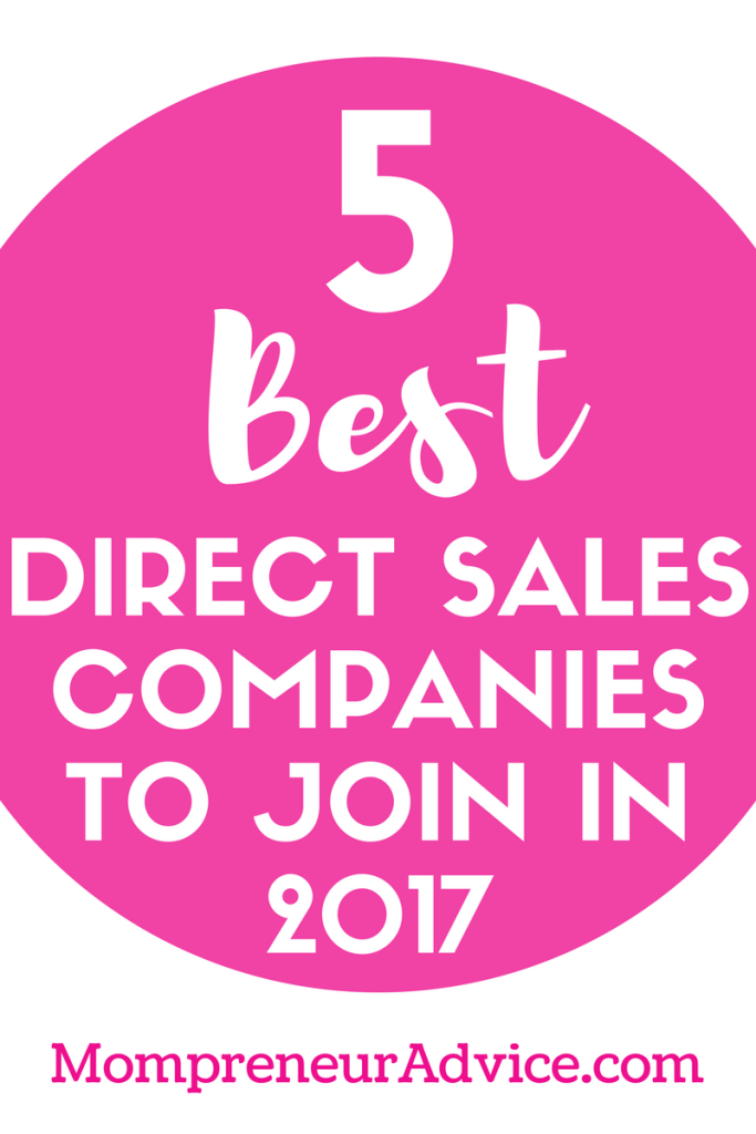 8 Great Direct Sales Companies for 2017