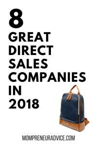 8 Great Direct Sales Companies for 2018