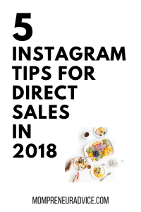 5 Instagram Tips for Direct Sales Consultants