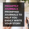Promptly Journals: Prompted journals for every occasion