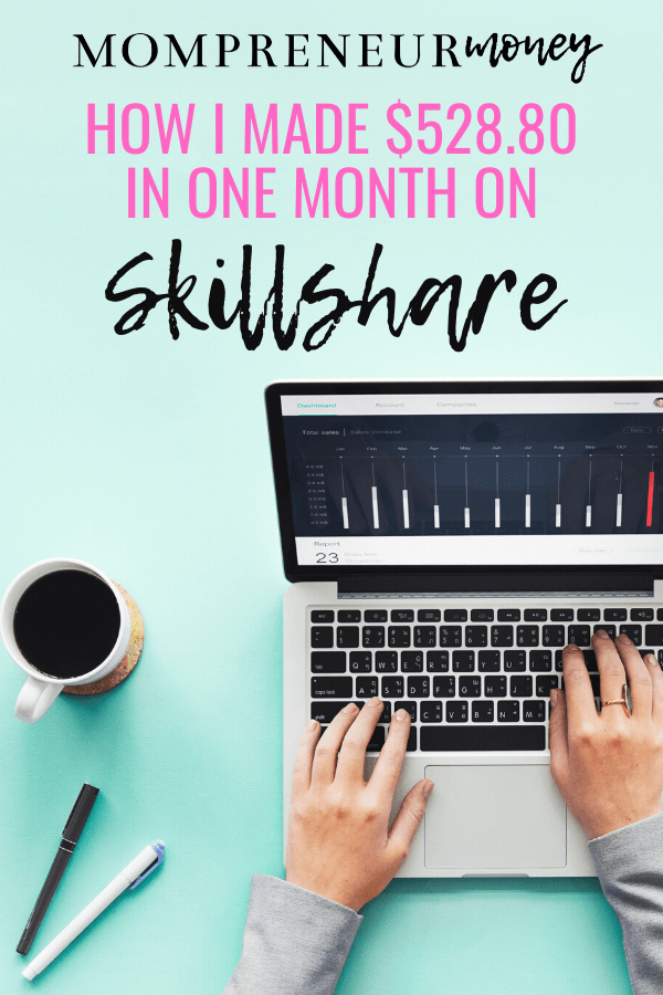 How to Make Money on Skillshare