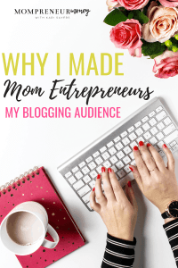 Who are you blogging for?