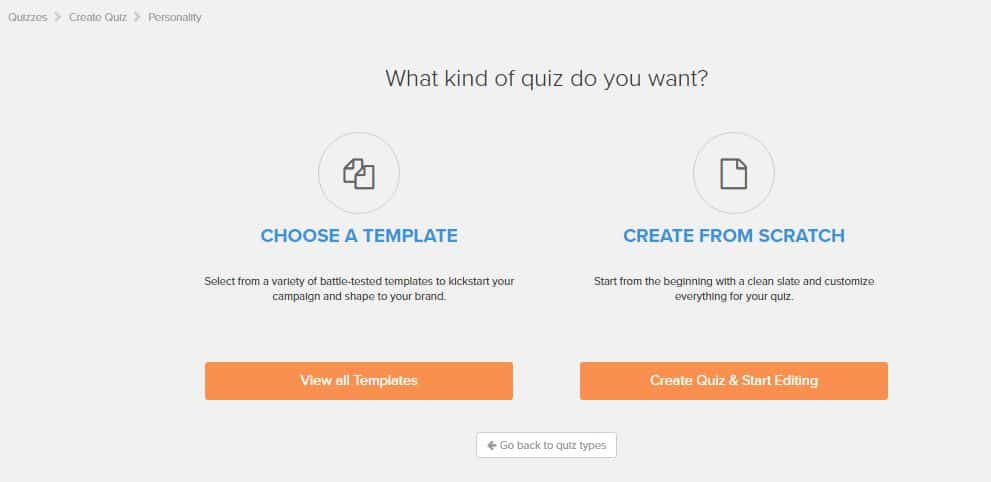Tutorial] Make a Buzzfeed-Style Quiz to Grow Your Email Subscribers ...