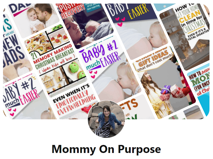 Carly Campbell Mommy on Purpose