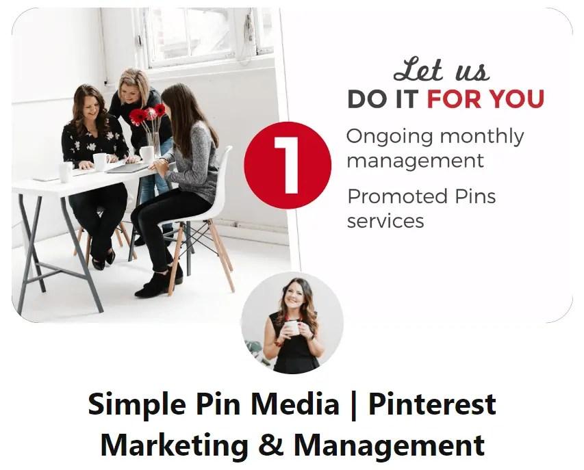 Kate Ahl Simple Pin Media