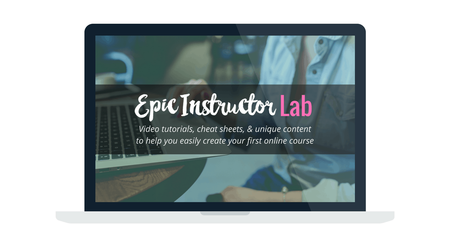 Epic Instructor Lab