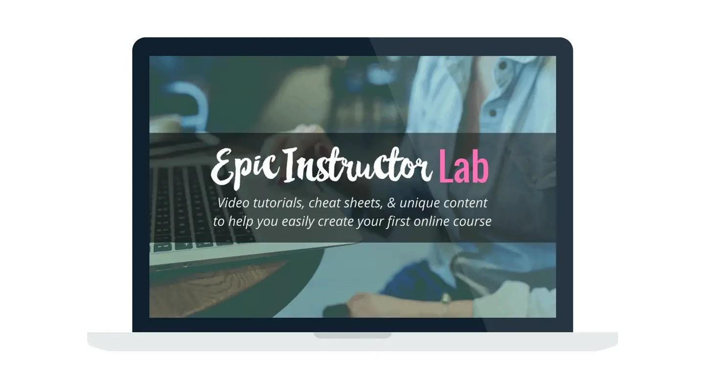 Epic Instructor Lab