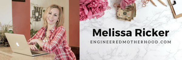Mompreneur Monday Melissa Ricker