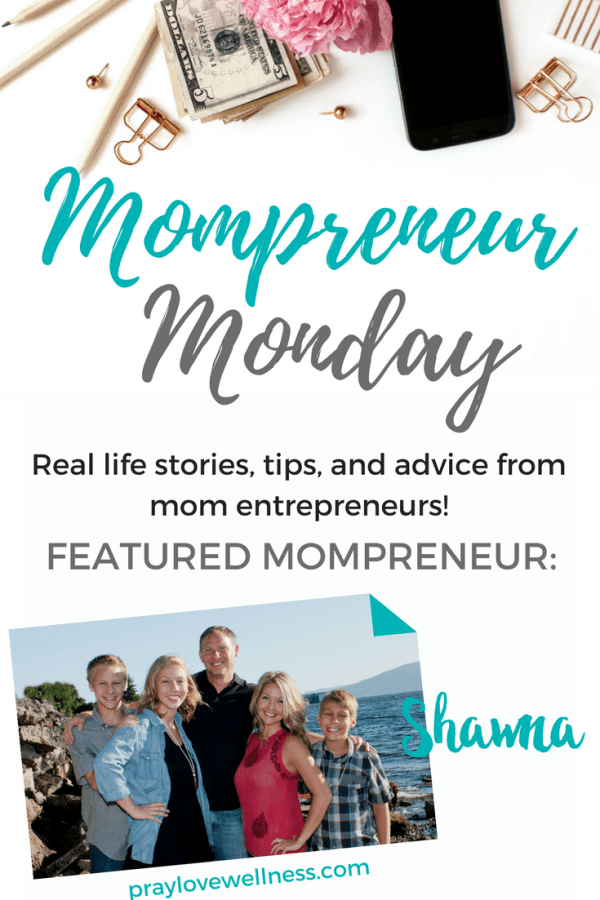 Mompreneur Monday: Meet Shawna, a mom of three who blogs about environmental and lifestyle factors affecting health