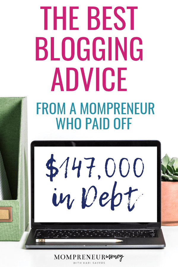 This Mompreneur Paid Off $147,000 in Debt