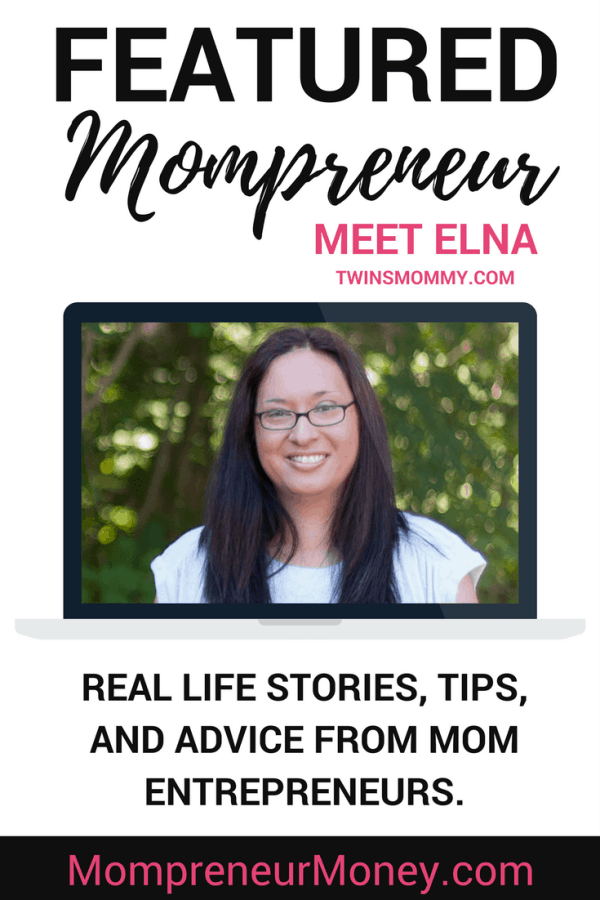 Mompreneur Money Maven Story: How Elna Cain created a full-time income within six months of her blogging journey