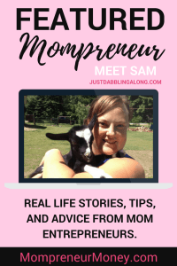Featured Mompreneur
