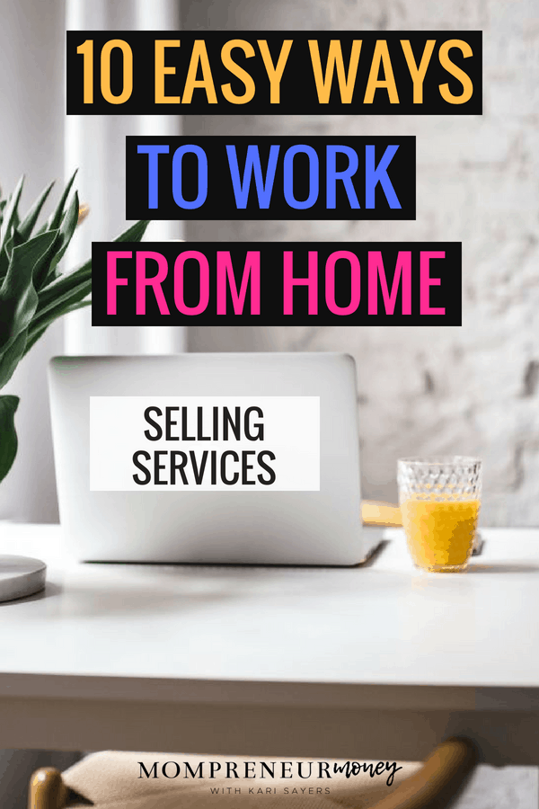 work from home entrepreneur how to make money from home selling affiliate products fiverr services online 2 in 1 bundle