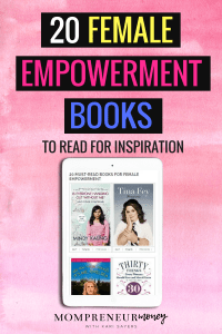 20 Must-Read Female Empowerment Books
