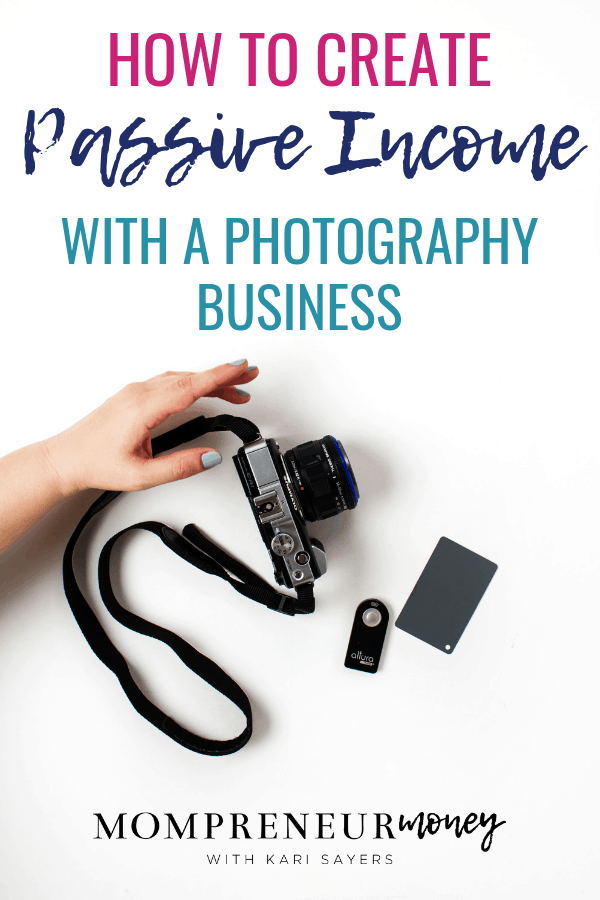 Passive Income for Photographers